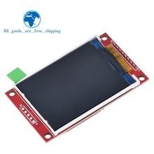 Smart Elektronik 2,2 Zoll 240*320 Punkte SPI TFT LCD Serial Port Modul Display ILI9341 5V/3,3 V 2.2 ''240x320 für Arduino Diy