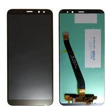 Dla huawei Mate 10 Lite wyświetlacz LCD montaż digitizera ekranu dotykowego RNE-L01 RNE-L21 RNE-L23 dla huawei G10 G10 Plus nova 2i lcd tanie tanio Pojemnościowy ekran For Huawei G10 G10 Plus Mate 10 Lite RNE-L01 RNE-L21 RNE-L23 LCD i ekran dotykowy Digitizer 2160*1080