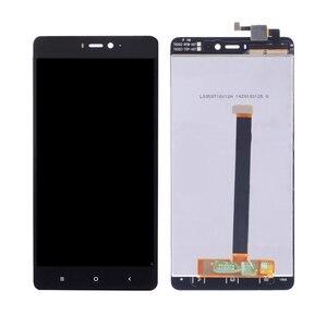 Image 5 - Pantalla ORIGINAL de 5,0 pulgadas para XIAOMI Mi 4S, montaje de digitalizador LCD con pantalla táctil para Xiaomi Mi4S, reemplazo de marco, pantalla Mi4s M4s