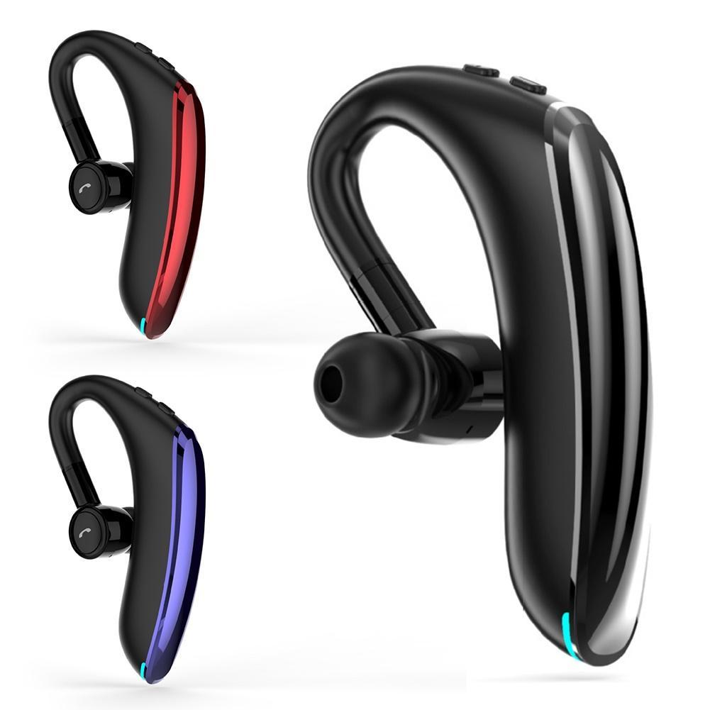 F900 Mini Earhook Wireless Bluetooth 5.0 Earphone Car Handsfree Call Headphone