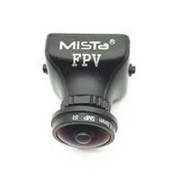 MISTA 2000TVL Super HAD II CCD 1/2,8 PAL/NTSC OSD Fisheye Objektiv 5MP HD FPV Kamera 1,8mm 2,1mm 2,5mm 5-24V für FPV Racing Drohnen