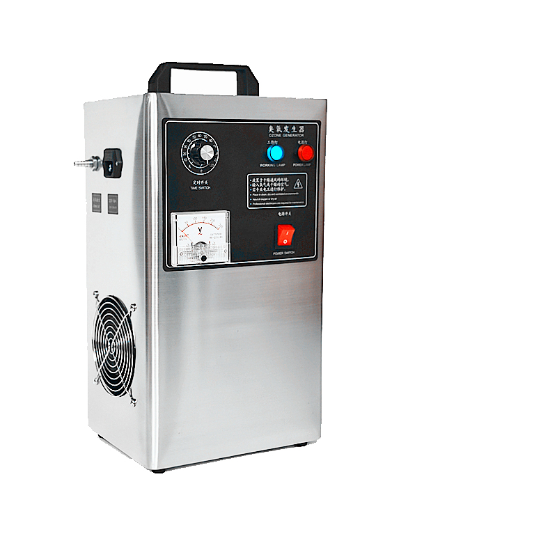10g Ozone Generator Multipurpose Water Air Disinfection Remove Formaldehyde Purification Air Disinfection Machine