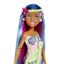 Sınırlı satış 29cm Mermaid bebek prenses giydirme 3D gözler bebek kız oyun evi bebek