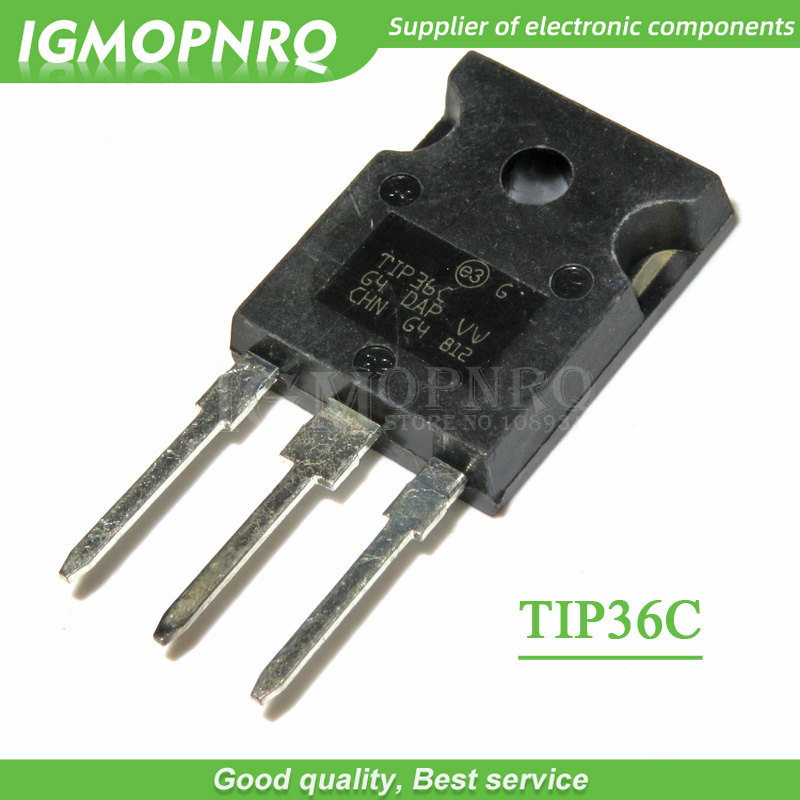 Image 3 - 5PCS TIP35C TIP36C TIP142 TIP147 TIP2955 TIP3055 TO 247 TIP35  TIP36 NPN New and Original IC-in Integrated Circuits from Electronic Components & Supplies