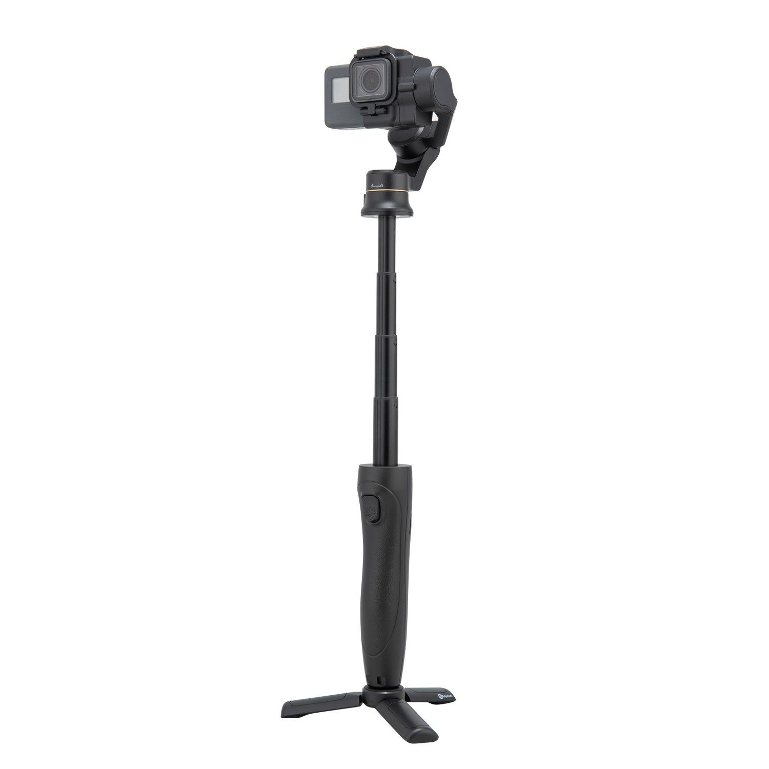 FY Feiyu Vimble 2A 3-Axis Handheld <font><b>Gimbal</b></font> for GoPro Hero 7/6/5 for Sony RX0, Yi Cam <font><b>4K</b></font>, AEE Action <font><b>Cameras</b></font> image