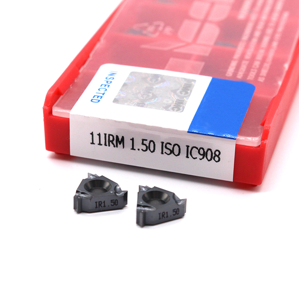 11IR 16IR 1 0 ISO 1 25 1 5 1 75 2 0 2 5 3 0 Thread turning tools Tungsten Carbide Insert Lathe Cutter Tool in Turning Tool from Tools