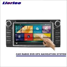 Liorlee For Toyota Corolla 2000-2006 Car Radio CD DVD Multimedia Player Amplifier HD TV Screen GPS Navigation Audio Video System(China)