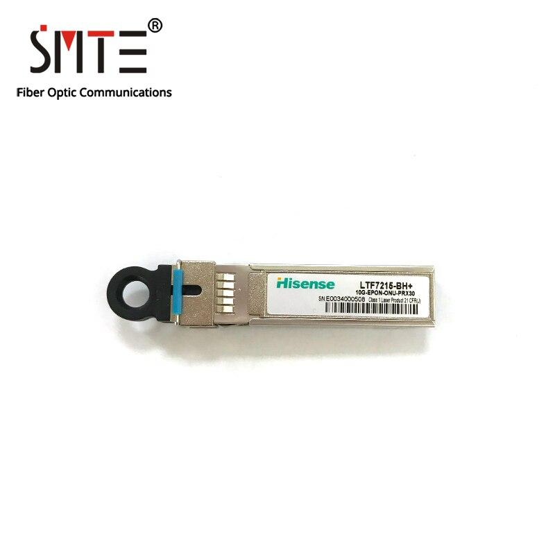 Hisense LTF7215-BH+ 10G-EPON-ONU-PRX30 Light Module Class 1 Laser Producl 21CFR(J) Optical Transceiver