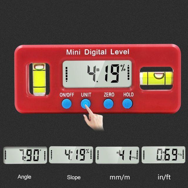 Купить магнитный горизонтальный измеритель угла электронный цифровой картинки цена