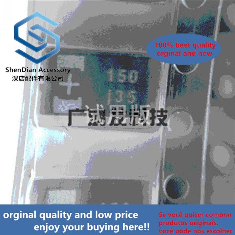 10pcs 100% Orginal New CV0J151MADANG SMD Polymer Tantalum Capacitor 6.3V150UF D Type 7343 2917