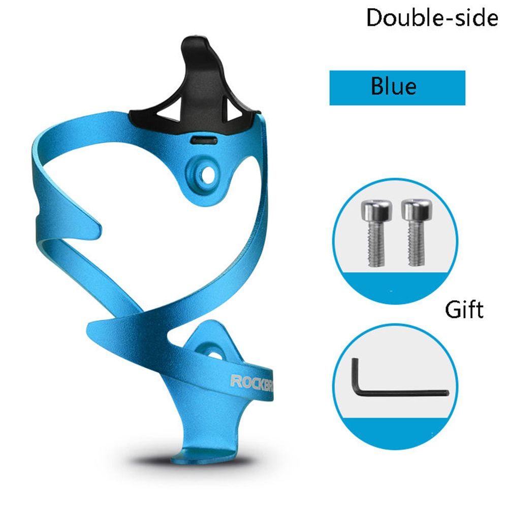 1PC Cup Holder Adapter Water Bottle Cage Adjustable Kettle Rack Mount Clamp CZ