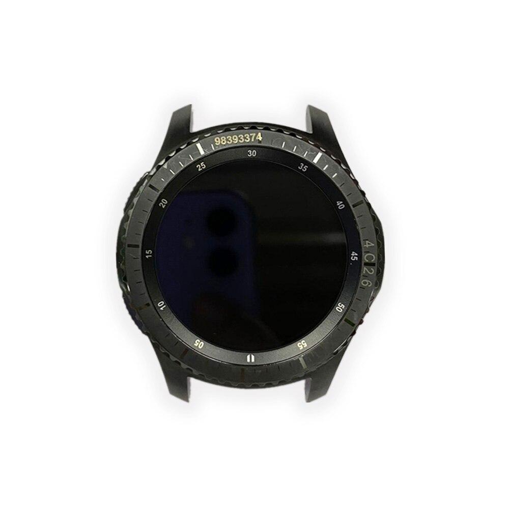 lcd com escudo para samsung gear s3