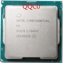 Intel Core i9 9900T מעבד ES/QS מעבד i9 9900T QQC0 6 ליבה 16 חוט 1.7GHz ~ 3.2GHz 16MB 14nm 35W FCLGA1151