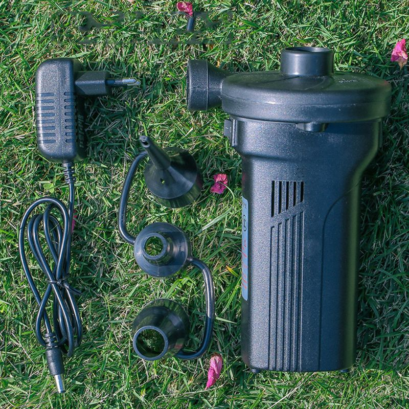 Rechargeable Electric Air Pump Inflate Deflate Nickel Cadmium Battery Inflatable Household Car Air Pump Q6PD