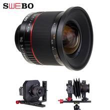 Swebo TC24 24mm f/3.5 Lens for Mini View Camera,Image Cricle 80mm,Lens Mounts M39