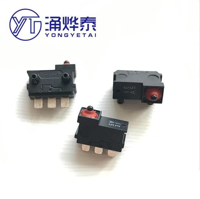 DJ1G-AG29 wodoodporny mikro przełącznik pionowy mały limit przełącznik skoku oryginalny S tanie i dobre opinie standard Kontrola aplikacji