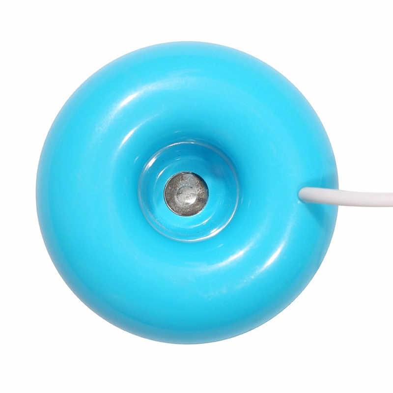 Mini Di Động Bánh Rán USB Máy Tạo Độ Ẩm Không Khí Máy Lọc USB Tinh Máy Khuếch Tán Tinh Dầu Phun Sương Tạo Cho Nhà Atomizer Xông Phòng