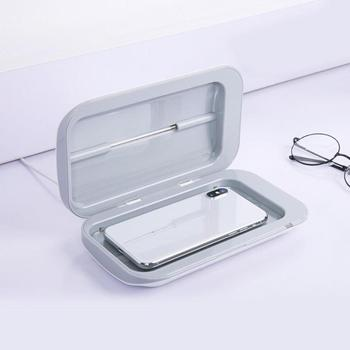 Portable UV Sterilizer Box for or Effective Disinfection of Watch Mobile and Other Daily Objects