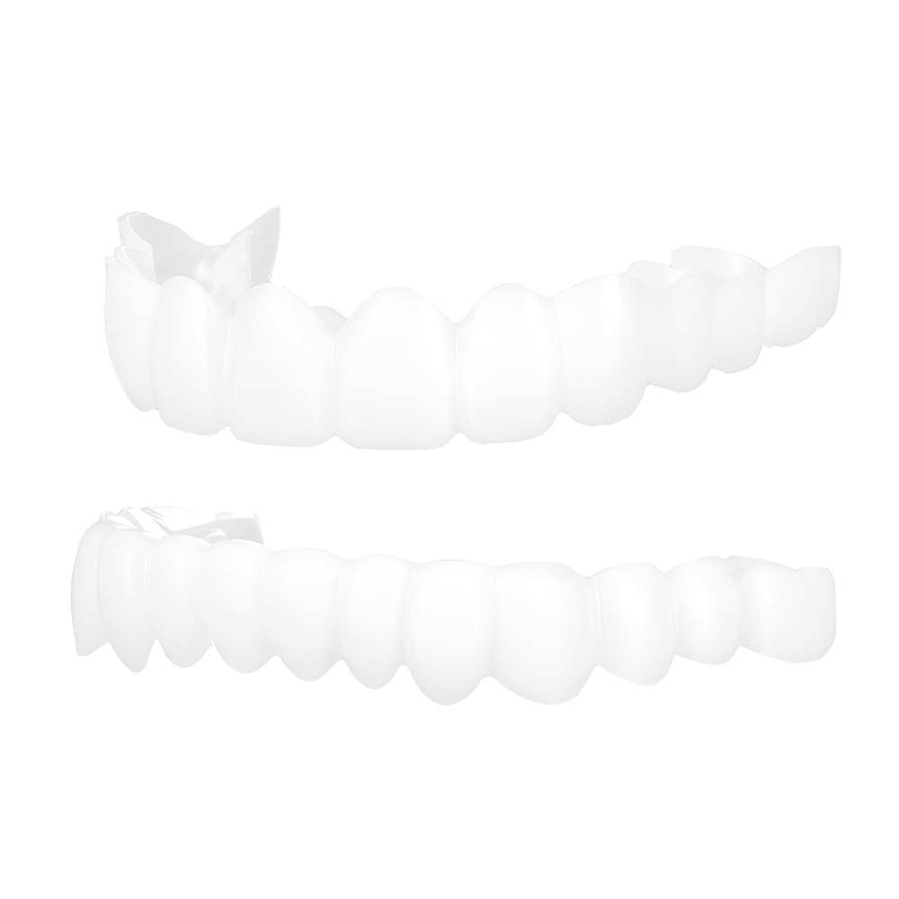 Hb1ba10c4e1ef4421b8d3c54b568a314cm - Dentures False Teeth Cover Upper Lower Perfect Smile Comfort Fit Flex Denture Braces Teeth Whitening