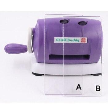 DIY Mental Die Cutting Machine Scrapbooking Cutter Cuts Embossing Dies Paper Card Steel Die-Cut Craft Tool
