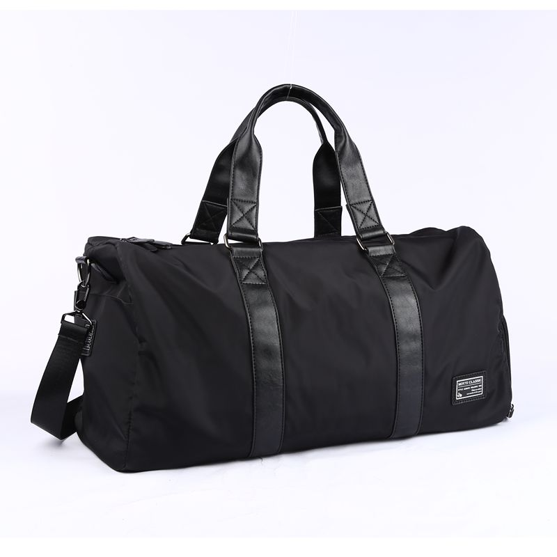 TANGHAO Men Sport Gym Duffel Bag With Shoes Compartment New Fashion School Shoulder Bag Casual Handbag