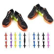 12 шт новые силиконовые шнурки эластичные для обуви без галстука