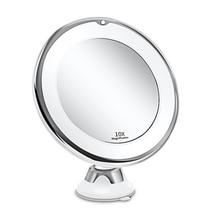 Туалетный столик зеркало с подсветкой настольное для макияжа подсветка для зеркала лампа для макияжа зеркало с подсветкой в ванную комнату туалетный столик с зеркалом гардеробная лампочками лампа визажиста mirror light