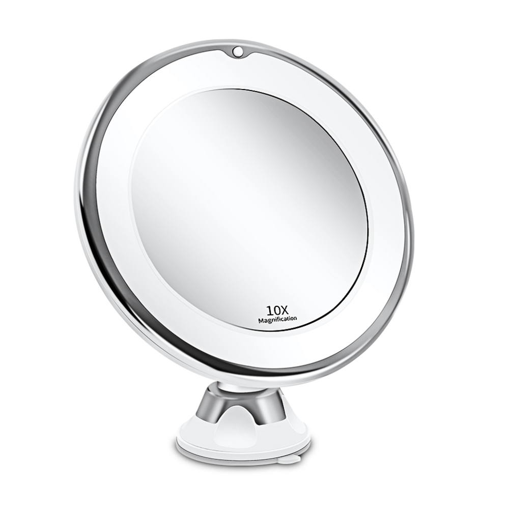 Makeup Vanity Light 10X Magnifying Mirror Table Lamp Vanity Decor Set Mesa De Maquillaje Hollywood LED Mirror Circle Light Tools