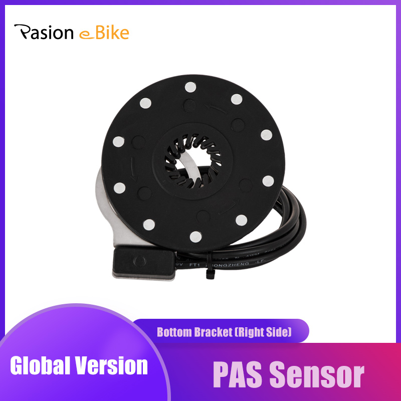 Electric Bike Power Pedal Assisted Sensor PAS E-bike Assistant Kit SM-3Y 3-wire