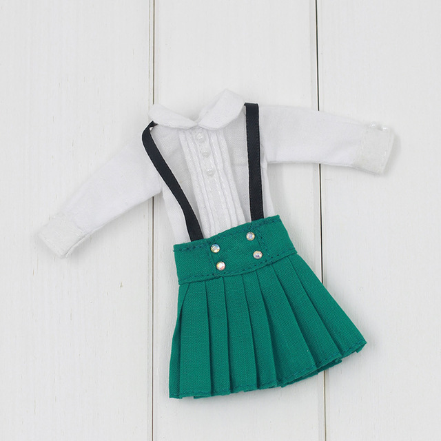Middie Blythe Doll Classic Overall Dress 1