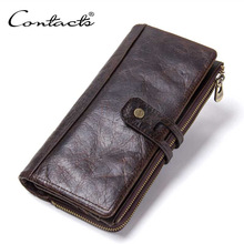 Brand Men Wallet Genuine Leather Male Cell Phone Clutch Coin Purse Walet Portomonee PORTFOLIO Clamp For Money Bag Handy Long betiteto brand genuine leather men wallet male coin purse handy vallet carteras money bag clutch kashelek portomonee partmone