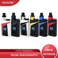 100% Original SMOK SKYHOOK RDTA BOX Vape Kit Alle In Einem Stil Mit 9ml Bulit-in Tank Zerstäuber & 220W Skyhooh BOX MOD E-cigs Kit