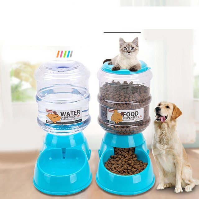 New 3.8L Pet Automatic Feeder  1