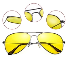 Car Auto Driver Night Vision Anti Glare Polarizer Goggles Dustproof Sunglasses Driving Sun Glasses Eyewear For Men/Women
