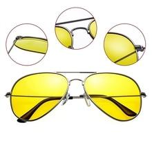 Eyewear Sunglasses Driving Night-Vision Goggles Auto-Driver Anti-Glare Polarizer Men/women