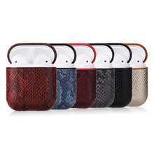 Leather Protective Case Cover Sexy Snake Skin for Apple Airp
