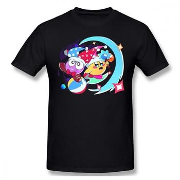 Ropa de hombre Kirby Star Allies Sparkler Camiseta de Juego rojo camiseta...