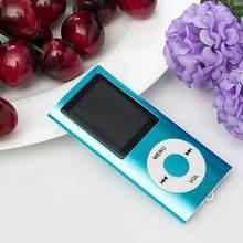 Hifi Mini Mp3 Speler Muziek Sport Walkman Met Oortelefoon Fm Radio 1.8 Inch Tft Lcd-scherm Ondersteuning 16Gb 32gb 64Gb Micro Sd Tf Card