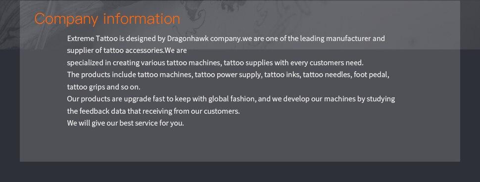 Cheap Kits de tatuagem