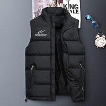 Brand 2021 Men Sleeveless Jacket Winter Ultralight White Duck Down Vest Male Slim Vest Men's clothes Windproof Warm Waistcoat