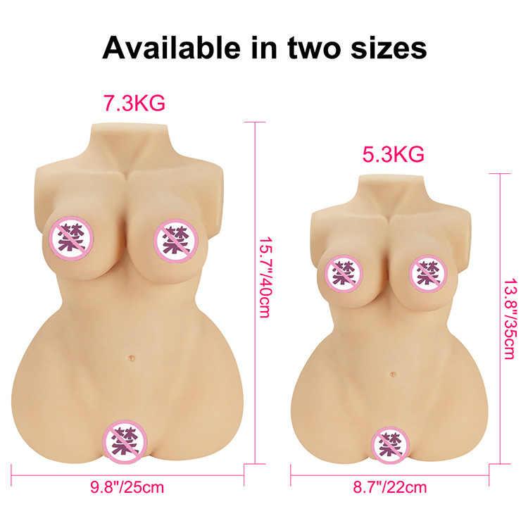 2019 الثقيلة 4D المهبل و الشرج الذكور Mastubator ، الكبار المنتجات الجنس دمى للرجال ، ضخمة الثدي و كبيرة الحمار كبير الثدي نصف الجسم الجنس السلع