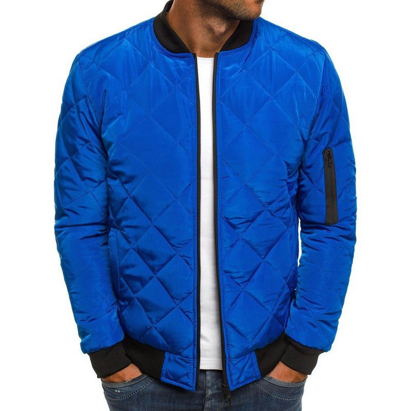 Hb1bd217d5273475586ecd521325b02722 2019 Autumn Winter Jacket Men Warm Coats Streetwear New Male Lightweight Windproof Packable Jacket hip hop baseball Coat Outwear