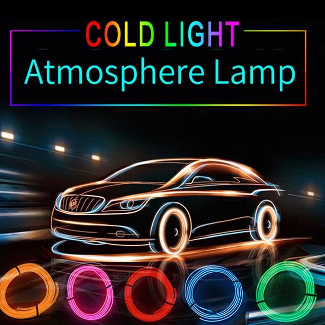 автомобильные аксессуары для интерьера светильник ная подсветка фотография