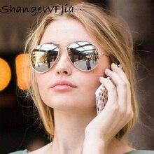 2020 Pilot Aviation Sunglasses MenShades Retro Classic Silve