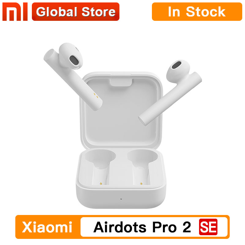 NEW Xiaomi Air2 SE Wireless Bluetooth Earphone TWS AirDots Pro 2SE SBC/AAC Mi True Earbuds Low Lag 20h Long Standby With Bo| |   - AliExpress