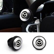 Car Steering Wheel Spinner Knob Ball Handle Control Spinner For MAZDA ATENZA Axela 2 3 CX6 CX-5 CX4 CX3 MX-5 CX-9 2019 2015