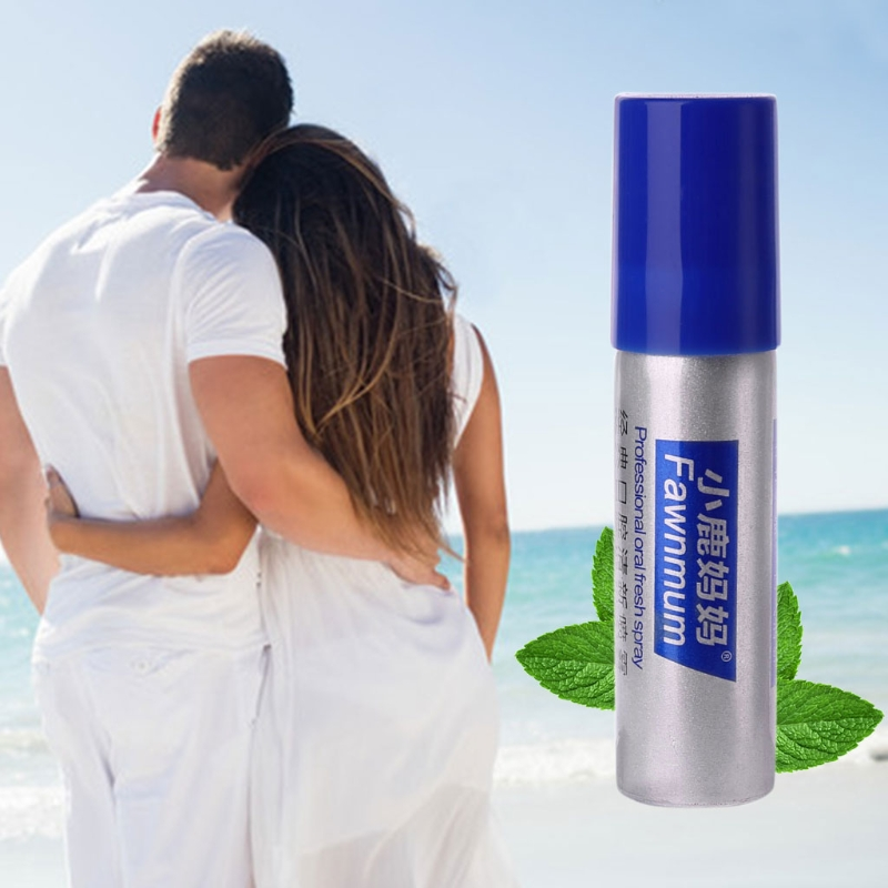 20ml Herbal Mouth Freshener Antibacterial Oral Spray Treatment Fresh Breath