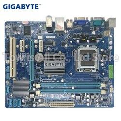Gigabyte GA-G41MT-S2 anakart LGA 775 DDR3 G41MT-S2 8GB mikro ATX G41 kullanılan masaüstü anakart anakart