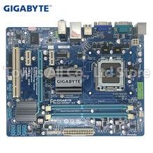 Купить материнская плата Gigabyte LGA 775 на Алиэкспресс