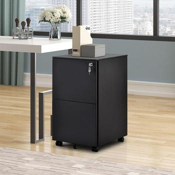 mobile file cabinet with…